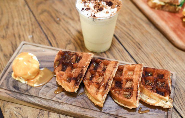 Churros-Waffles