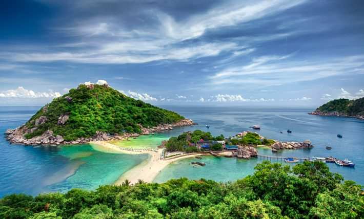 Koh-Tao-Koh-Nangyuan-Thailand