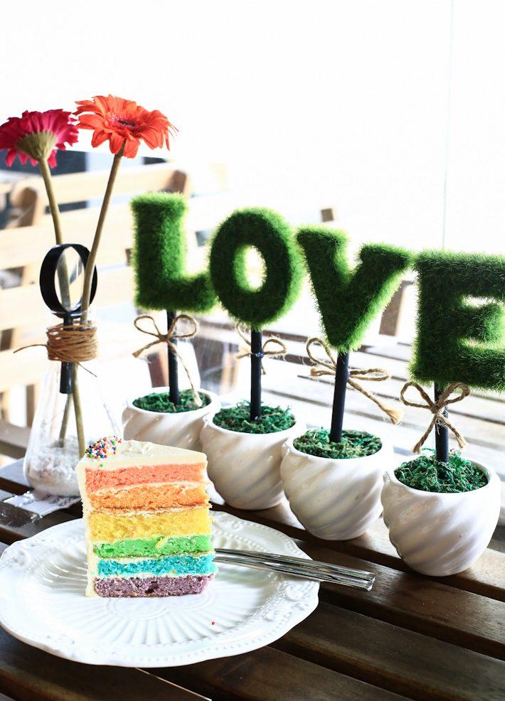 Rainbow-Cake-Love