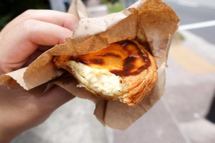 madeleines-egg-tart-bitten-into