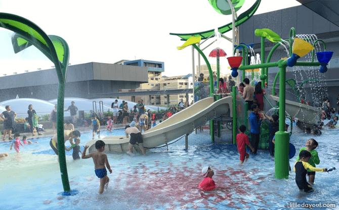新加坡S$2以下的水上乐园-热点新加坡